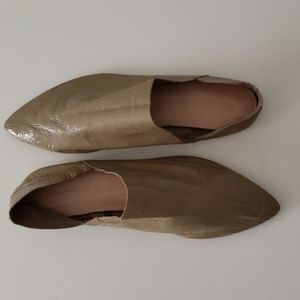 Zara slipper loafers